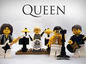 bandas favoritas, versión Lego