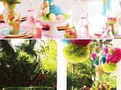 Ideas para decorar Fiesta Infantil Primavera