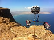 Lanzarote; rodando junto Eolo, Vulcano Neptuno