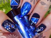 Blue Diamond Foil KKCenterHk
