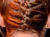 Peinado Knot Trenzado