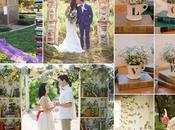 Decorar boda libros