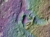 Probablemente antiguo Marte fuese demasiado frío para albergar agua líquida