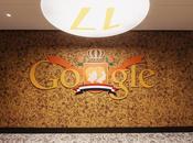 D/Dock diseña paisaje inteligente lúdico para Google Amsterdam.