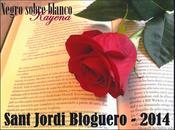 ¡¡Mi Sant Jordi bloguero llegó!!