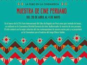 "Muestra cine peruano FILBO Cinemateca"""