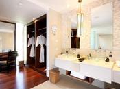 Modernos baños vestidor