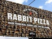 Polémica Nueva Zelanda valla publicitaria cubierta piel conejo