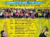 abril, Mundial Danza