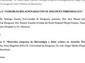 Jornada Fibromialgia Fatiga Crónica (Teruel, España)