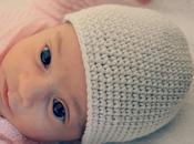 Gorrito ganchillo para bebé