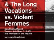 JOSH ROUSE VIOLENT FEMMES, MADRID, MAYO, SALA SHOKO