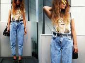 Tendencia mom-jeans.