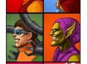 vistazo resto retratos Mike Mitchell Marvel Mondo