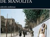 tres bodas Manolita. Almudena Grandes