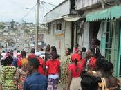 pobreza África informes calles
