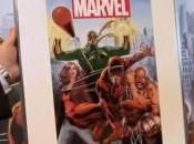 Netflix publicará capítulos cada serie Marvel golpe