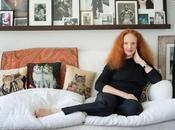 Discovering Grace Coddington's Chelsea apartment