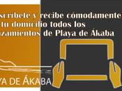 editorial playa ákaba lanza programa suscripciones todas publicaciones