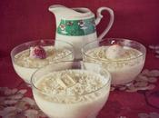 Arroz leche chocolate blanco