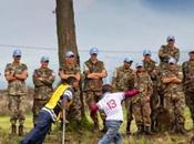 Soldados uruguayos organizan Escuelas Fútbol Congo para niños víctimas guerra