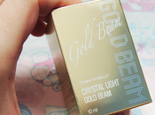 Reseña: Crystal Light Gold Beam Tony Moly