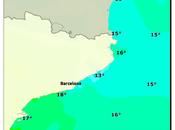 Récord temperatura agua Costa Brava abril 2014
