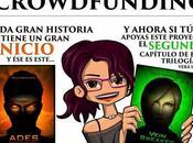 Campaña Crowdfunding: Vein Breaker, Melani Garzón.