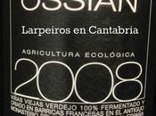 Vino Blanco Ossian 2008: enamoró