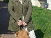 estilo: Parka militar pantalón estampado