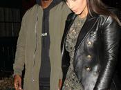 Kardashian Kanye West volverán padres después boda