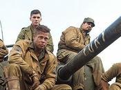 Brad Pitt tiene tanque nuevas imágenes 'Fury'