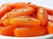 Zanahorias glaceadas