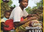National Geographic Society unen fuerzas para alimentarnos futuro.