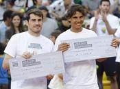 Iker Casillas Rafa Nadal, juntos para celebrar 'Charity Day'