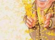 hombre mariposas amarillas