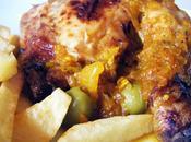 Pollo morocco-tonudo