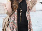 Tribal print, boho chic
