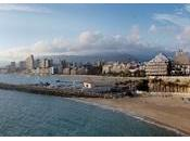 Playas Benidorm bandera azul
