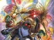 Portada alternativa Alex Ross para Guardians Galaxy