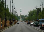 Andrássy avenida Budapest