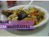 Taller cocina senegalesa