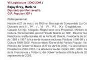 Rajoy llego mano delante otra detrás ahora multimillonario, trapos sucios primer ministro