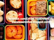 Loncheras nutritivas para diabeticos