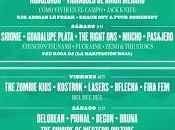 Festival Tomavistas 2014: Suicide Western Culture, Sidonie, Right Ons, BFlecha, Fuckaine...