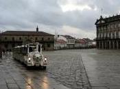 último domingo pasado invierno, Santiago Compostela