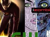 verde 'The Flash' 'Izombie' seguirá adelante 'Supernatural: Bloodlines'.