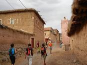 Timmit Iskattafene. Aldeas Valle Bouguemez. Marruecos