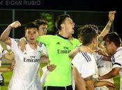 Copa Campeones Juvenil 2013/14 para Real Madrid tras prórroga penaltys