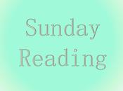 Sunday Reading!